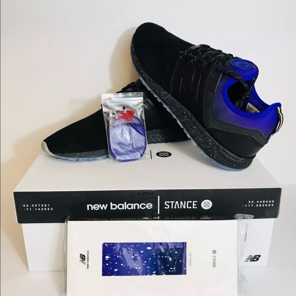 Stance X New Balance 247 Limited Edition Set NWT